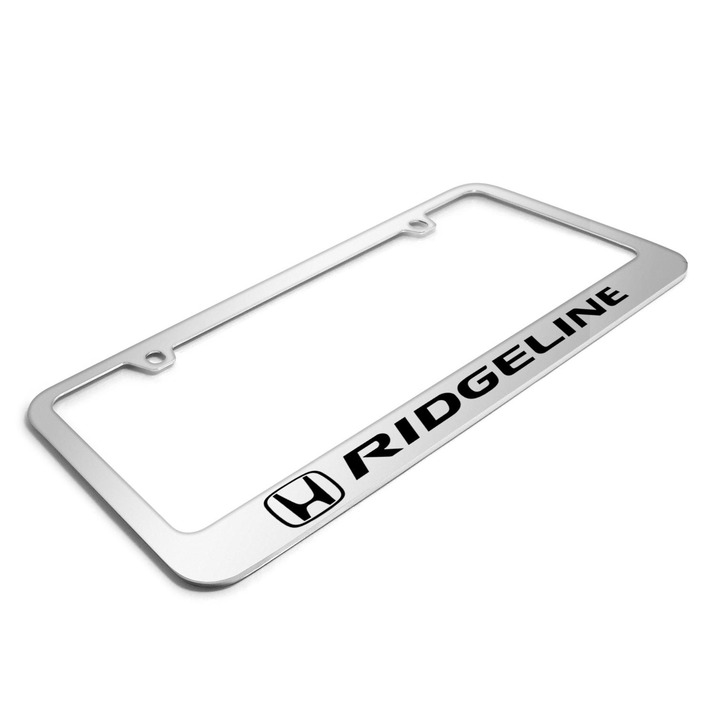 honda ridgeline mirror chrome metal license plate frame honda Honda Ridgeline All Wheel Drive honda ridgeline mirror chrome metal license plate frame