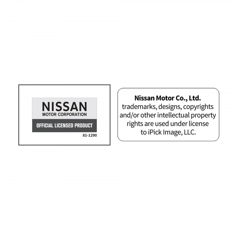 Nissan License Plate Frame Red | www.topsimages.com