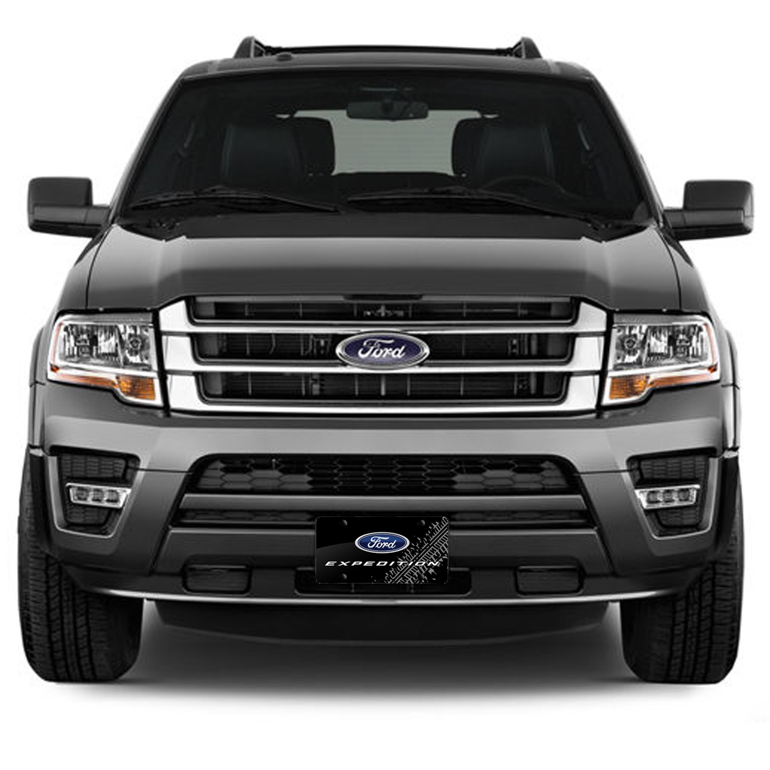 Ford Expedition Double Logo Tire Mark Graphic Black ...