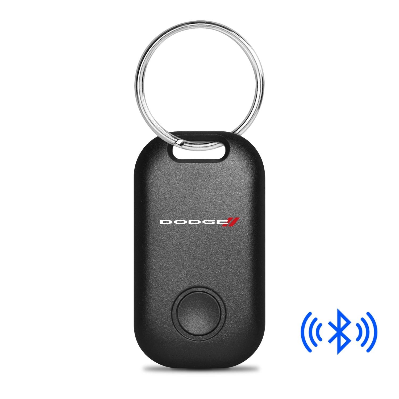Dodge Bluetooth Smart Key Finder Black Key Chain