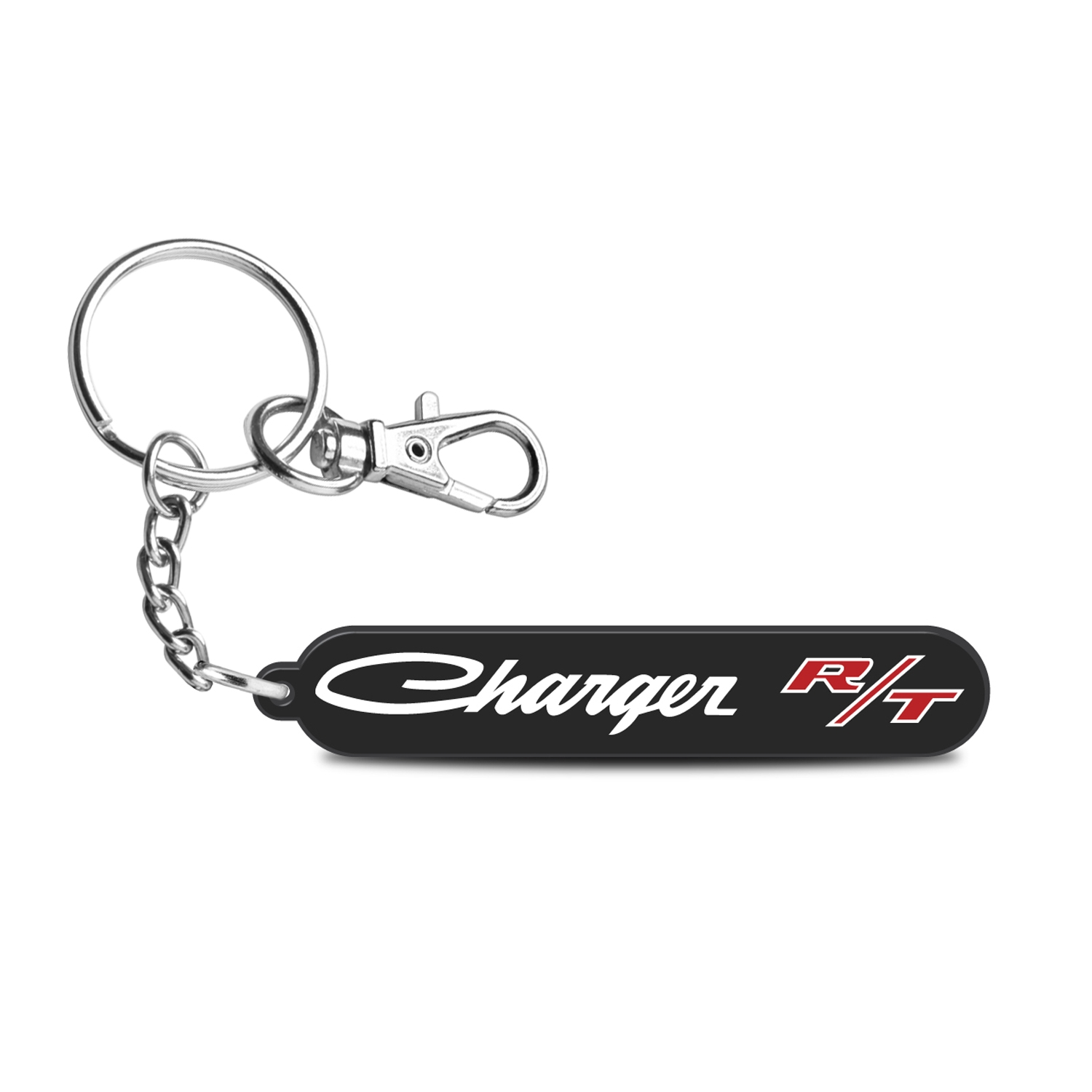 Dodge Charger R/T Classic Custom Laser Cut with UV Full-Color Printing Acrylic Charm Key Chain