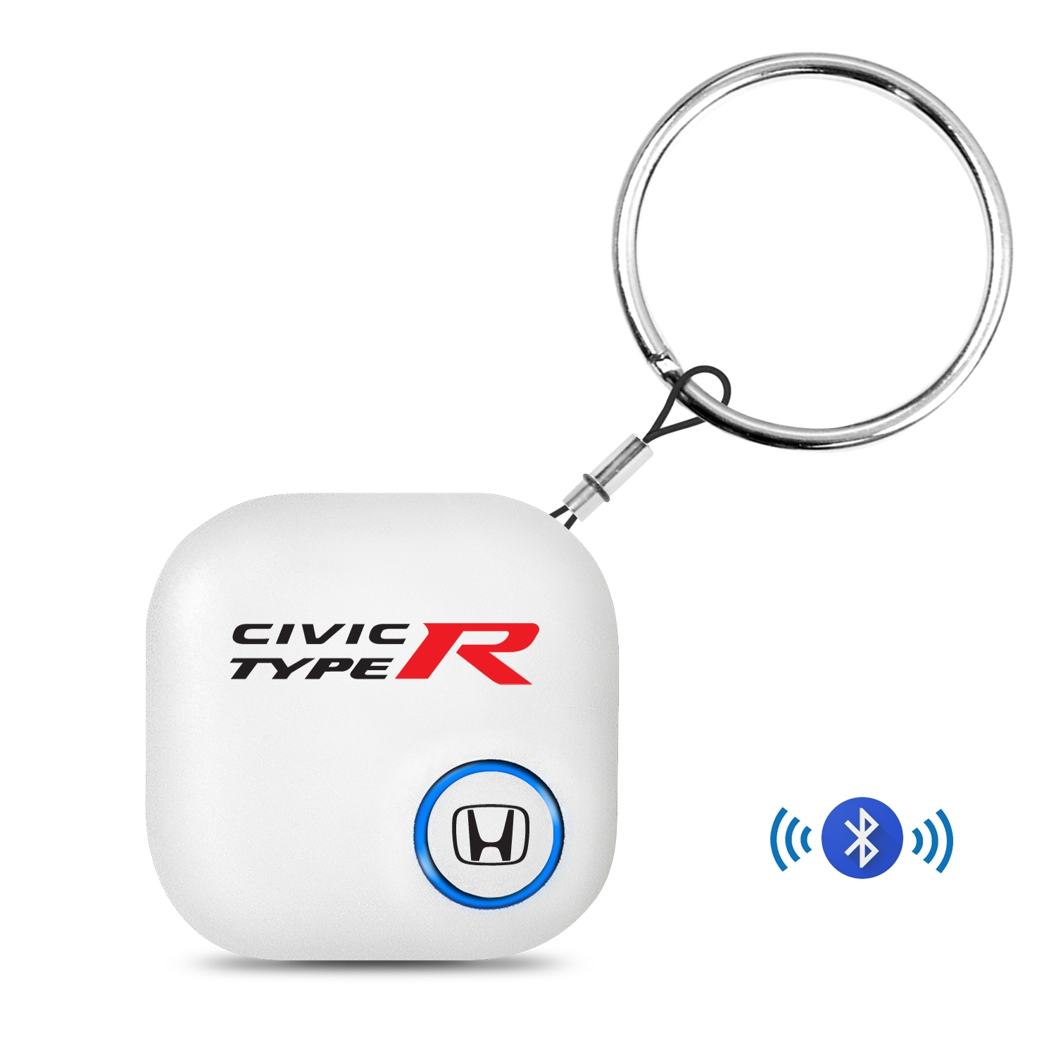 Honda Civic Type R Bluetooth Smart Key Finder Key Chain