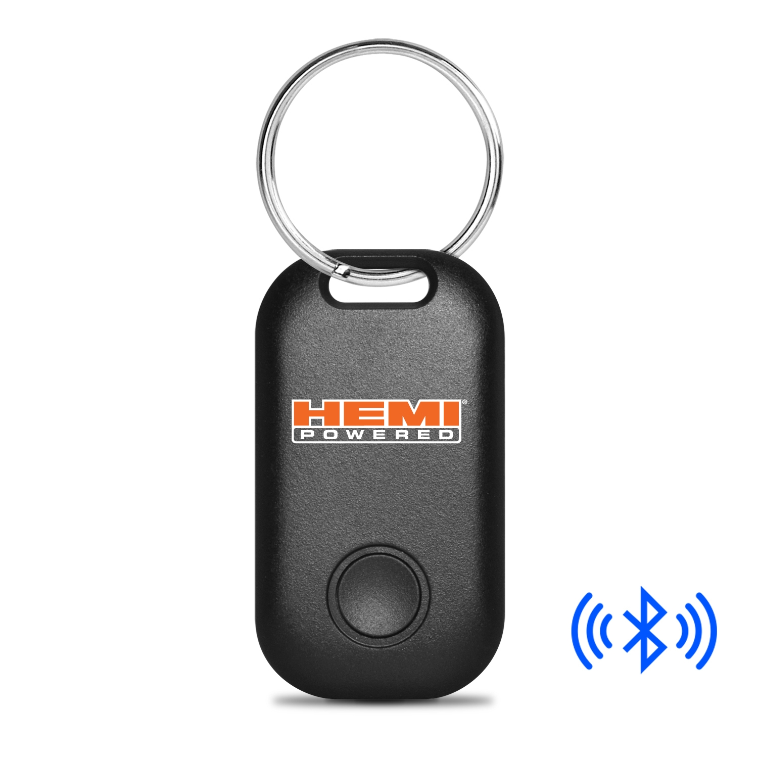 HEMI Powered Bluetooth Smart Key Finder Black Key Chain