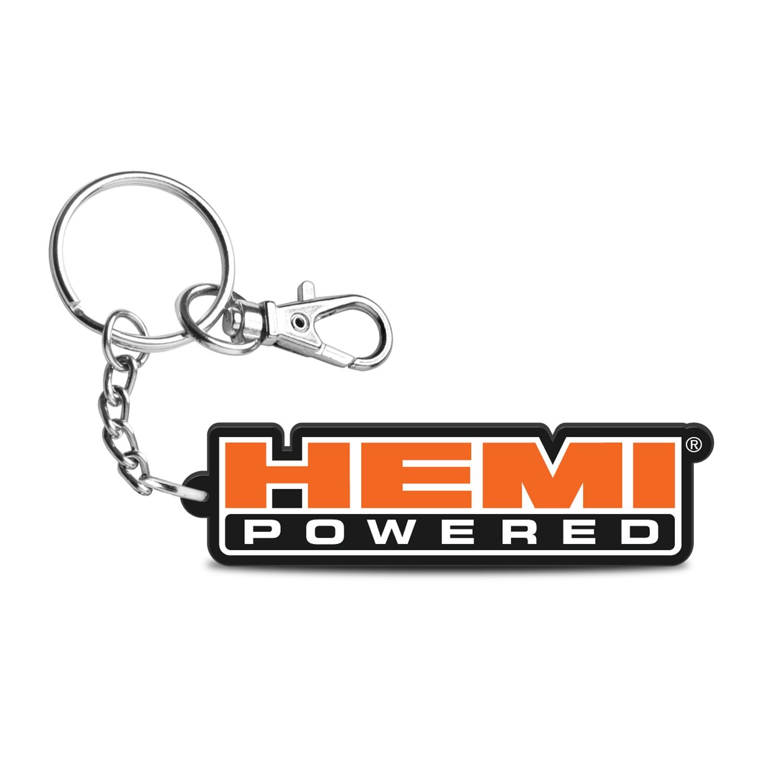 HEMI Powered Custom Laser Cut with UV Full-Color Printing Acrylic Charm Key Chain