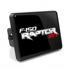 Ford Raptor UV Graphic Metal Plate on ABS Plastic 2 inch Tow Hitch Cover