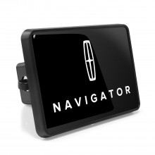 Lincoln Navigator UV Graphic Metal Plate on ABS Plastic 2 inch Tow Hitch Cover