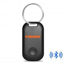 HEMI Logo Bluetooth Smart Key Finder Black Key Chain