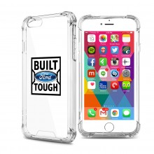 Ford Built Ford Tough iPhone 7 Clear TPU Shockproof Cell Phone Case