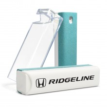 Honda Ridgeline All-in-One Blue Wipe Navigation Screen Cleaner with Clear Cell Phone Stand
