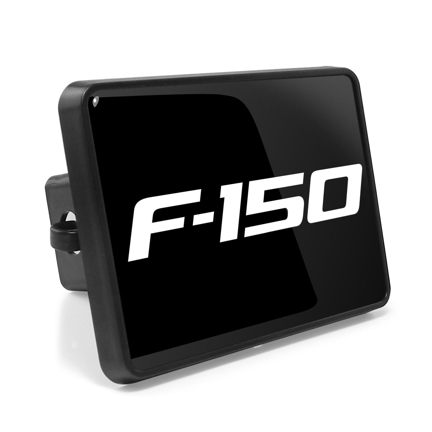 Ford F-150 2009-2014 UV Graphic Metal Plate on ABS Plastic 2 inch Tow Hitch Cover