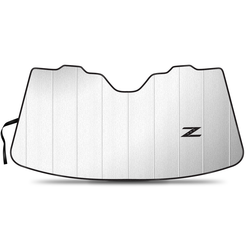 Nissan 350Z Z logo Stand Up Universal Fit Auto Windshield Sun Shade